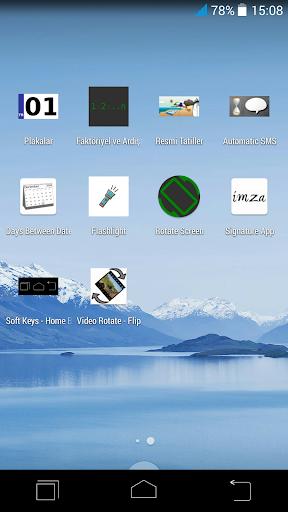 Soft Keys - Home Back Button screenshots 2