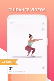 HiFit – Abs & Butt Workout, Home Workout Plan Screenshot