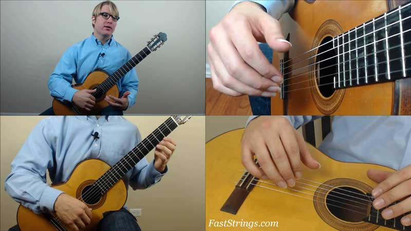 Brian Riggs - Learn Classical Guitar Technique and play