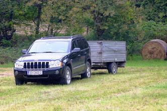 Photo: Unser Jeep