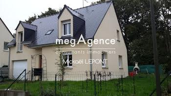 maison à Le Genest-Saint-Isle (53)