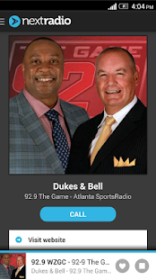 NextRadio - Free FM Radio- screenshot thumbnail