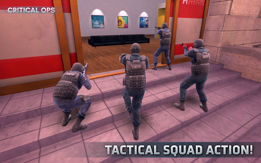 Critical Ops: Multiplayer FPS 1.17.0.f1138 screenshots 15