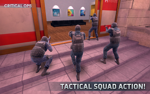 Game Critical Ops: Multiplayer FPS APK for Windows Phone