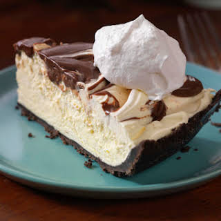No-Melt Sundae Pie.