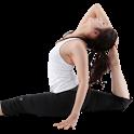 Beginner Splits in Yoga icon