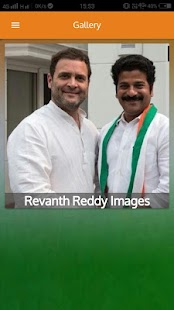 Revanth Reddy - Congress Party - náhled
