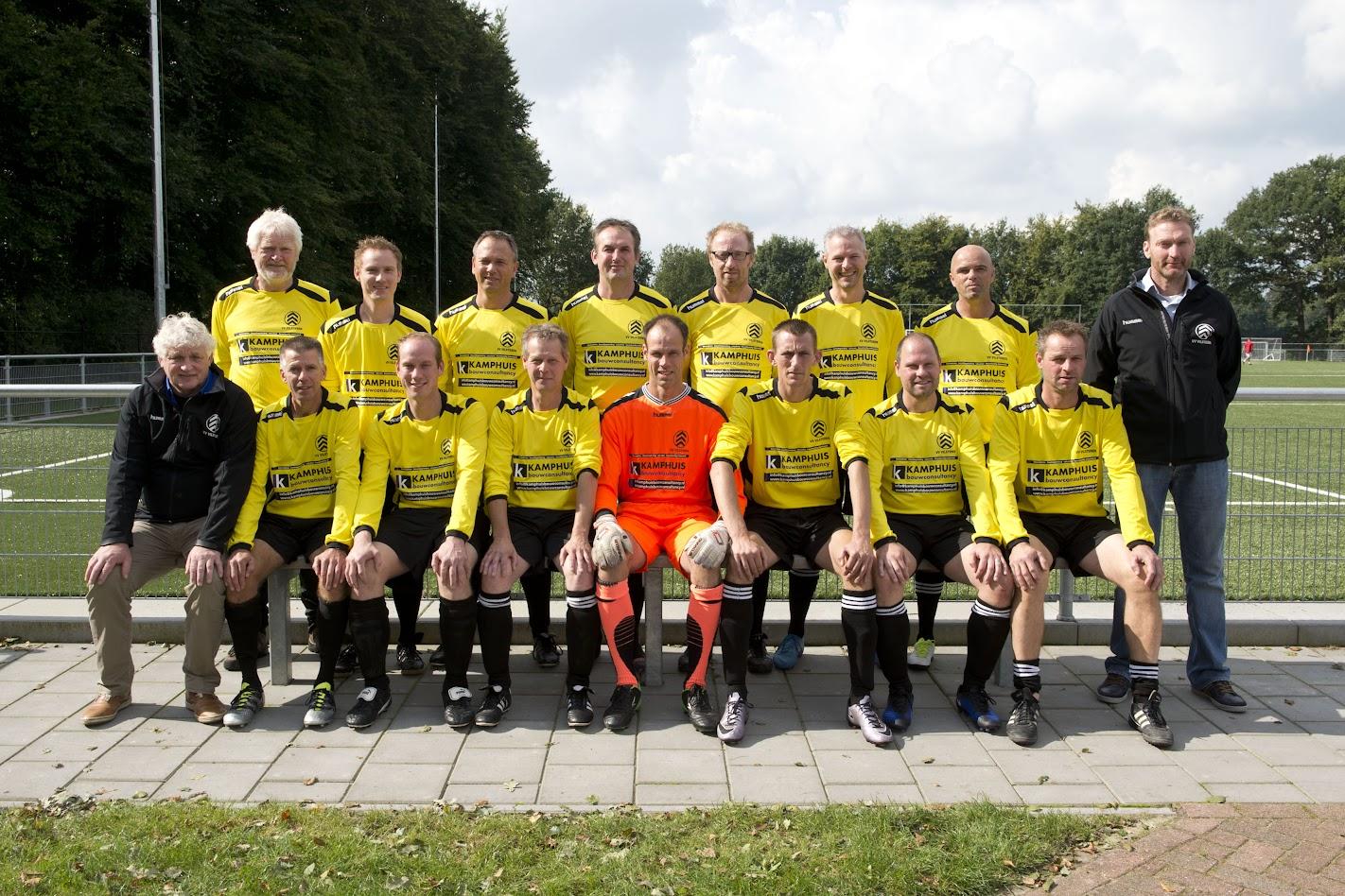 2017-2018 Vilsteren 35+