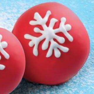 OREO Snowflake Cookie Balls