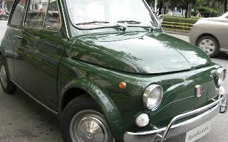 Fiat 500l Rent Lazio