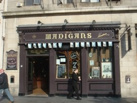Photo Madigan's Abbey Street
