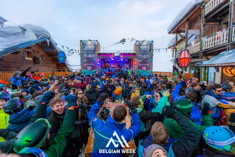 Flashback to Belgian Week Snow 2018