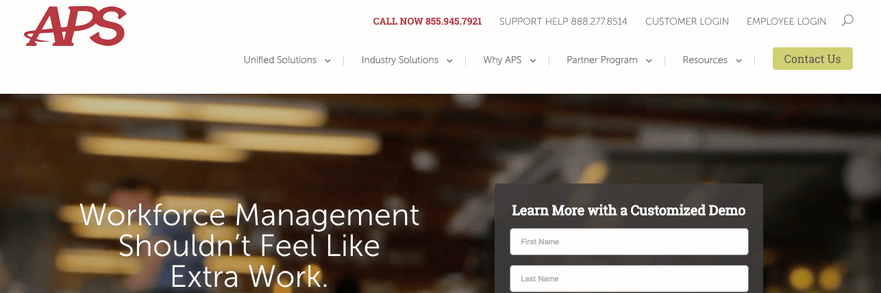 APS ONline - Payroll and HR app