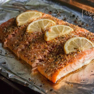 Perfectly Baked Salmon Recipe