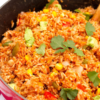 Easy One Pot Mexican Rice