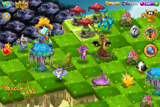 Dragon Land - Free Merge and Match Puzzle Game 0.36 screenshots 12