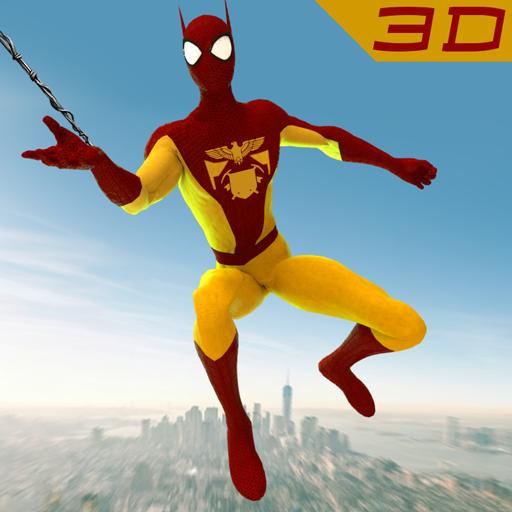 Legend of Spider 3D Hero City - Hero City Fighter (game)