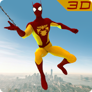 Legend of Spider 3D Hero City