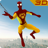 Legend of Spider 3D Hero City - Hero City Fighter