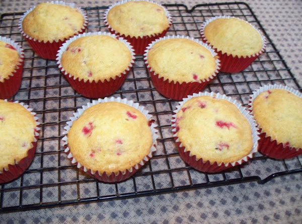 Yummy Red Currant Muffins Recipe
