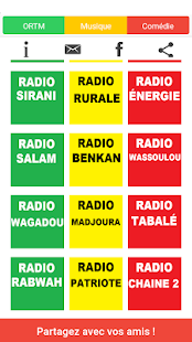 Radio Mali- screenshot thumbnail