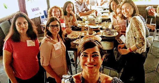 WIB-Atlanta's End-of-Summer Social and Networking Mixer, August 23, 2018