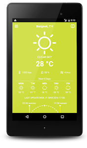 Quick Weather Free Weather App screenshot 21