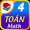 Fourth grade math icon