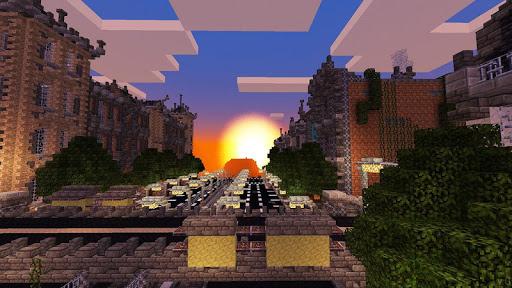 Flash Craft: Sandbox Adventures Building Explore 20.1 screenshots 5
