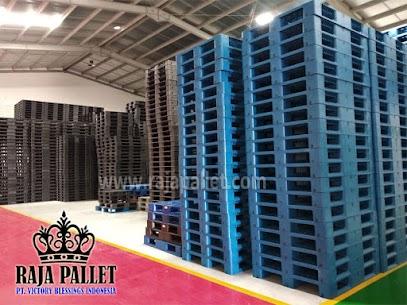 Distributor Pallet Plastik Berkualitas Import