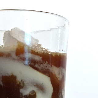 Vietnamese Iced Coffee with Homemade Condensed Coconut Milk Recipe