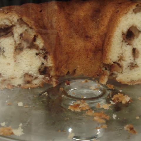 Apple Yoghurt Coffee Cake Muffins