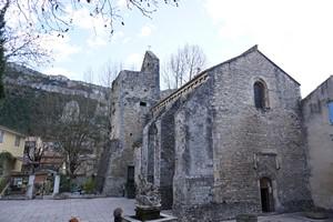 photo de eglise de Fontaine de Vaucluse