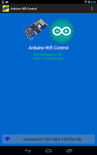 Arduino WiFi Control (ESP8266)- screenshot thumbnail