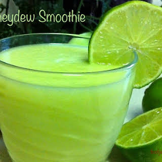 Honeydew Smoothie Recipes.