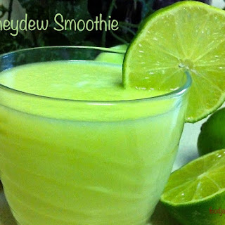 Honeydew Smoothie Recipes.