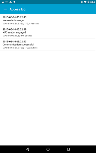 ASSA ABLOY Mobile Access screenshot 11