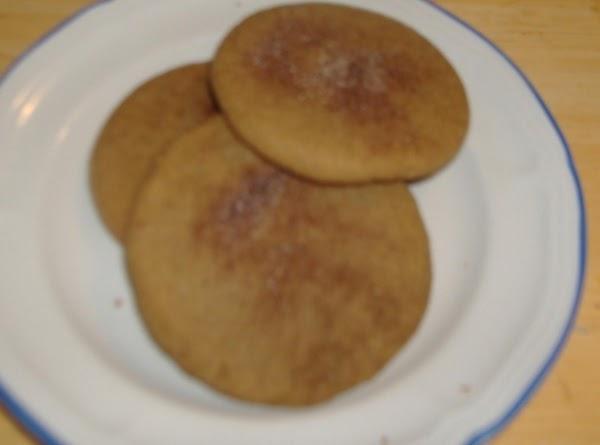 Lynda's Christmas Ginger Snaps Recipe