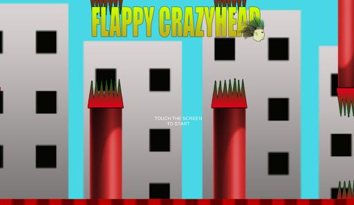Flappy Crazyhead