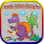 Dinosaur Cartoon Coloring Book APK icon