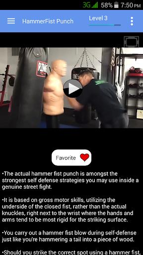 Boxing Training - Offline Videos 1.28 screenshots 3