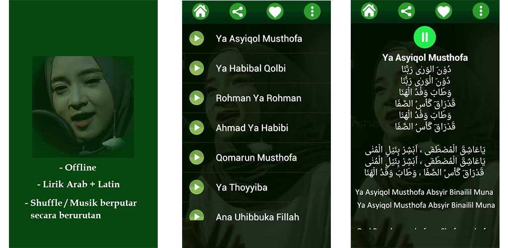 Top 12 Download Lagu Sholawat Nissa Sabyan Ya Asyiqol