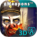 Зомби Камеры 3D Шутер icon