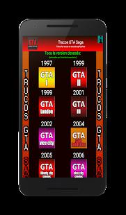 Trucos GTA - Todo en Uno - náhled