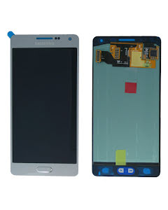 SAMSUNG GALAXY A5 LCD DISPLAY SILVER