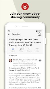 Quora — Ask Questions, Get Answers Screenshot