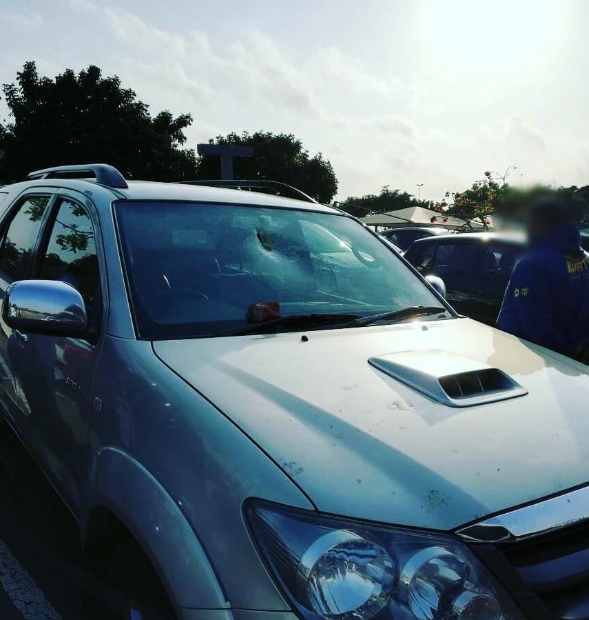 Man in hegtenis geneem vir die gooi van klippe op voertuie op die snelweg Durban - SowetanLIVE Sunday World