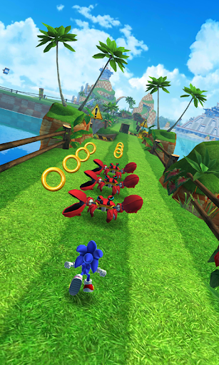 Sonic Dash apkdebit screenshots 1