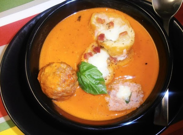 Smokey Italian Tomato Soup Recipe