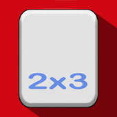 Math Keyboard for Kids: x + -